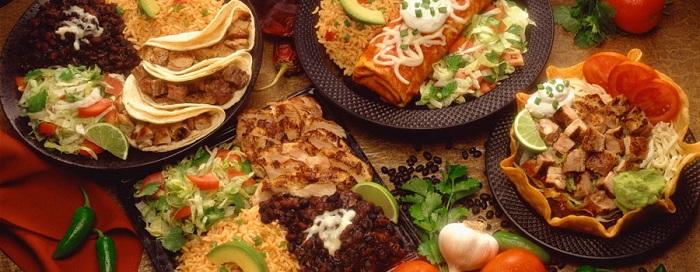 Restoranas Meksika