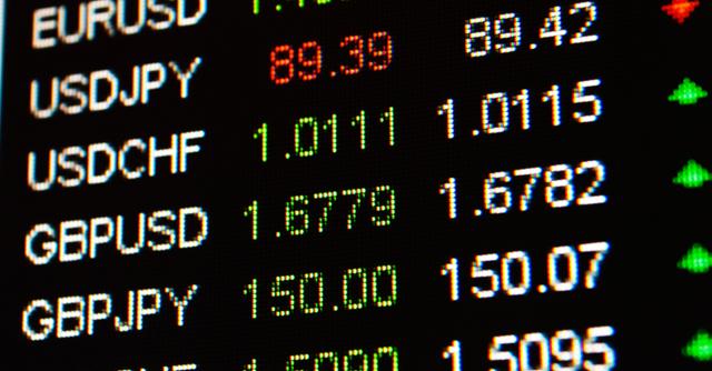 Valiutu rinka